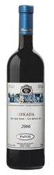 Fikardos Lefkada Red 2006, Pafos Regional Wine, Cyprus Bottle