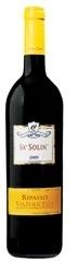 Corte Zovo Sa' Solin Ripasso 2005, Doc Valpolicella Bottle