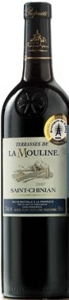 Terrasses De La Mouline Rouge 2007, Ac Saint Chinian, Estate Btld. Bottle