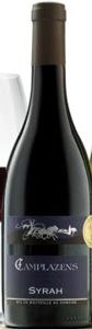 Camplazens Syrah 2006, Vin De Pays D'oc, Estate Btld. Bottle