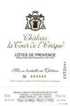 Château La Tour De L'evêque 2004 Bottle