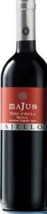 Ajello Majus Nero D'avola 2006, Igt Sicilia Bottle