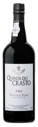 Quinta Do Crasto Vintage Port 2004, Doc Douro, Btld. In 2006 Bottle