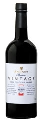 Angove's Premium Vintage Fortified Shiraz 2005, South Australia, Btld. In 2006 Bottle