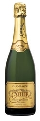 Cattier Premier Cru Brut Champagne 2000, Ac, Chigny Les Roses Bottle