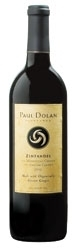Paul Dolan Vineyards Zinfandel 2006, Mendocino/Amador Counties, Made With Organically Grown Grapes Bottle