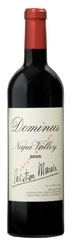 Dominus 2005, Napa Valley Bottle