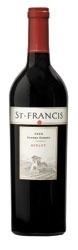 St. Francis Merlot 2005, Sonoma County, Estate Btld. Bottle