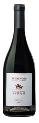 Bridlewood Reserve Syrah 2004, Central Coast Bottle