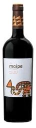 Maipe Malbec 2007, Mendoza Bottle