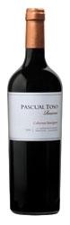 Pascual Toso Reserve Cabernet Sauvignon 2006, Maipu, Mendoza, Las Barrancas Vineyards Bottle