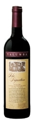 Yalumba The Signature Cabernet Sauvignon/Shiraz 2004, Barossa, South Australia Bottle