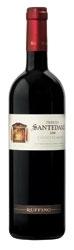 Ruffino Tenuta Santedame Chianti Classico 2006, Docg Bottle