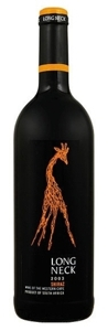 Long Neck Shiraz 2008 Bottle