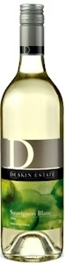 Deakin Estate Sauvignon Blanc 2009, Victoria Bottle