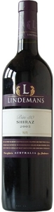Lindemans Bin 50 Shiraz 2008, Australia Bottle