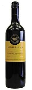 Mcwilliam's Hanwood Estate Cabernet Sauvignon 2007 Bottle