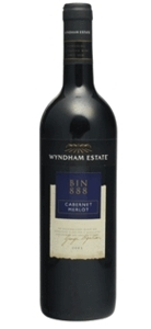 Wyndham Estate Bin 888 Cabernet/Merlot Bottle