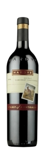 Hardys Stamp Series Shiraz/Cabernet 2007, South Eastern Australia Bottle