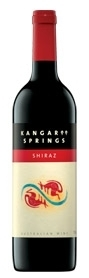 Kangaroo Springs Shiraz Bottle