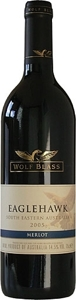 Wolf Blass Eaglehawk Merlot 2010 Bottle