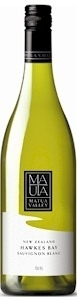 Matua Valley Hawkes Bay Sauvignon Blanc 2009 Bottle