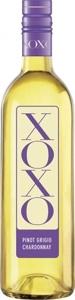 Xoxo Pinot Grigio Chardonnay Bottle