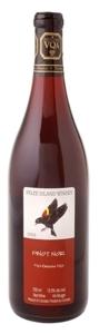 Pelee Island Pinot Noir 2009, VQA Bottle