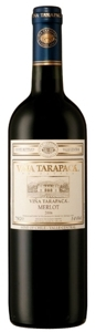Vina Tarapaca Merlot Bottle