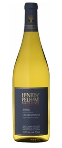 Henry Of Pelham Non Oaked Chardonnay 2008, VQA Niagara Peninsula (375ml) Bottle