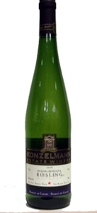 Konzelmann Riesling VQA 2006 Bottle
