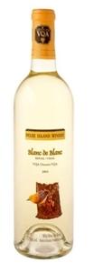 Pelee Island Blanc De Blanc Vidal Riesling 2009, Ontario VQA Bottle