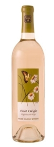 Pelee Island Pinot Grigio VQA 2012, VQA Ontario Bottle