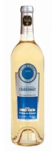 Ch Des Charmes Silver Label Chardonnay VQA Bottle
