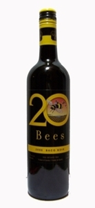 20 Bees Baco Noir VQA 2008 Bottle