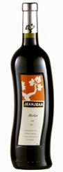 Jeanjean Merlot Vdp Bottle