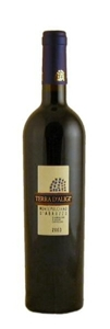 Terra D'aligi Montepulciano D'abruzzo 2007 Bottle
