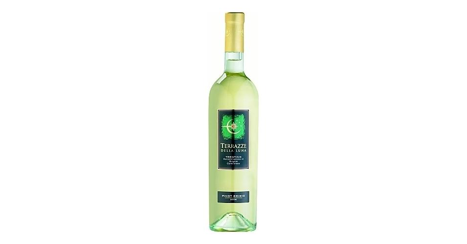 Terrazze Della Luna Trentino Pinot Grigio - Expert wine ratings and ...