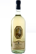 Placido Pinot Grigio 2009, Igt Delle Venezie Bottle