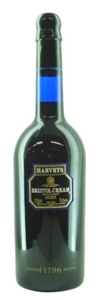Harveys Bristol Cream Sherry Bottle