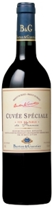 B & G Cuvee Speciale Rouge, European Union Product (1500ml) Bottle