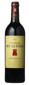 Chateau Pey La Tour (Dourthe ) 2008, Bordeaux Bottle