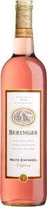 Beringer White Zinfandel 2008 Bottle