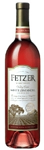 Fetzer Valley Oaks White Zinfandel Bottle