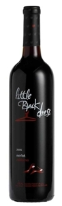 Little Black Dress Merlot 2007 Bottle