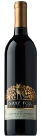 Gray Fox Cabernet Sauvignon 2008 Bottle