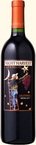R.H. Phillips Night Harvest Merlot Lic Bottle