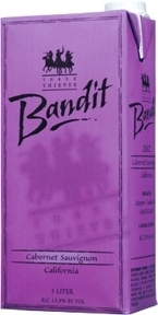 Three Thieves Bandit Cabernet Sauvignon, 1000 Ml Carton Bottle