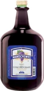 Manischewitz Concord Bottle