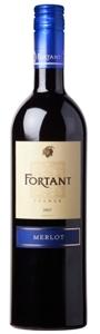 Skalli Fortant De France Merlot Bottle